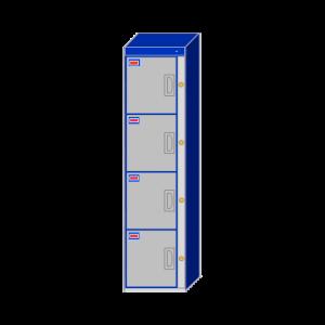 4 Door Locker Cabinet