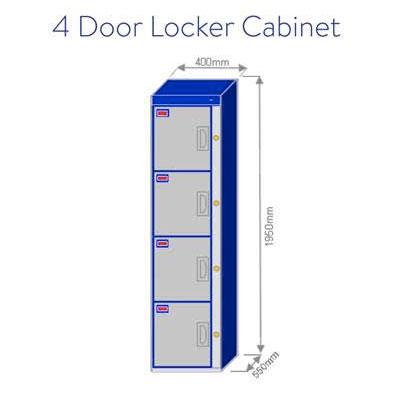4-Door-Locker-Cabinet