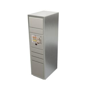 6-Door-Locker-Isometric-Projection