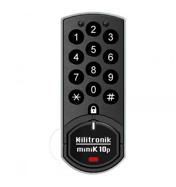 MiniK10P Digital Cam Lock with integrated PROX RFID Card Reader