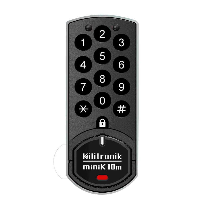 MiniK10m Digital Locker Lock With Mifare