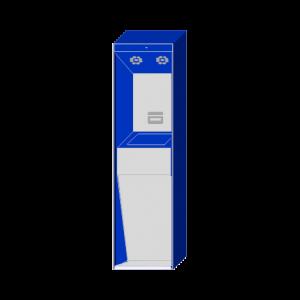 Water-Park-Locker-Control-Module