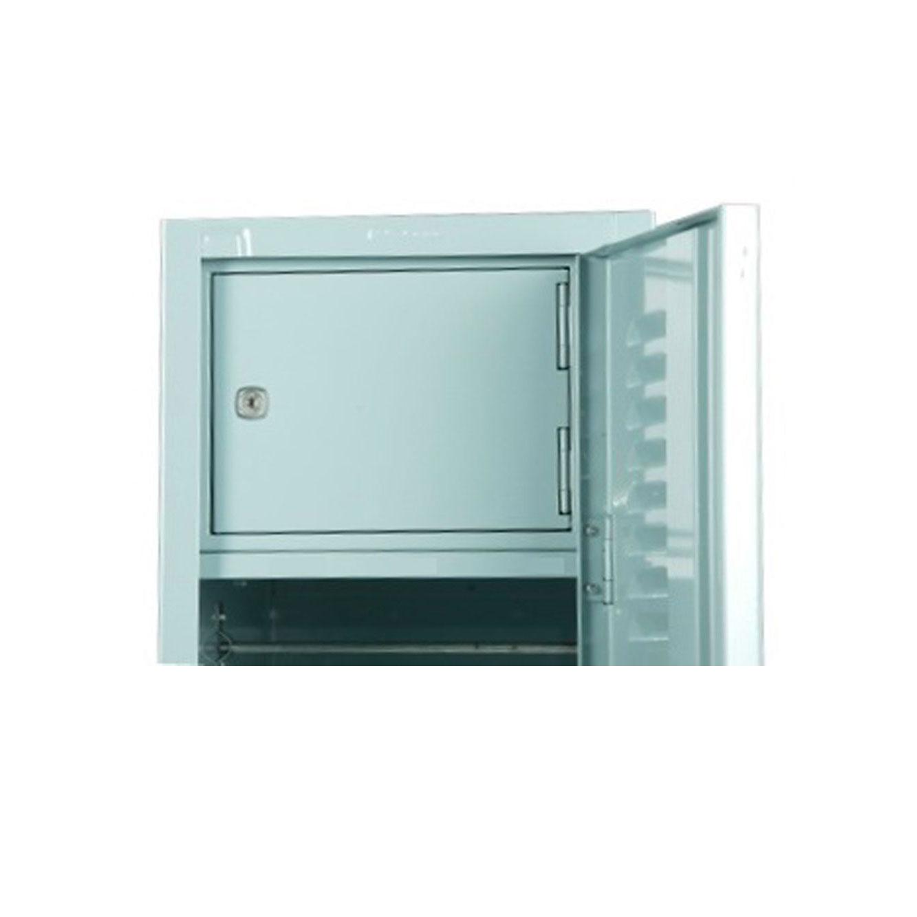 Internal Lockable Compartment