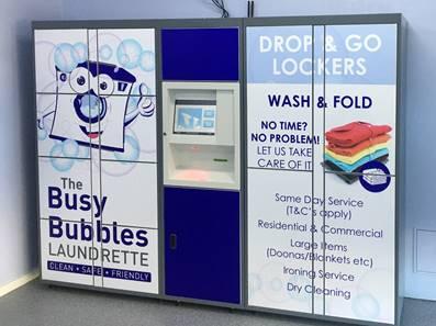 Laundry Lockers